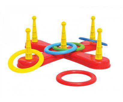 Aktívna hra s krúžkami