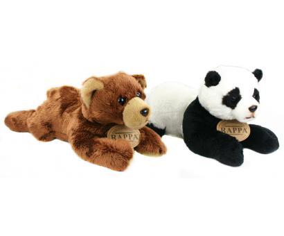 Plyšová panda ležiaca 18cm