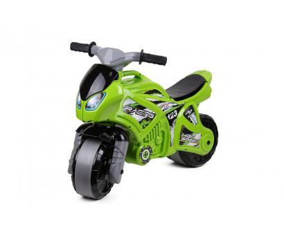 Odrážadlo motorka zelená