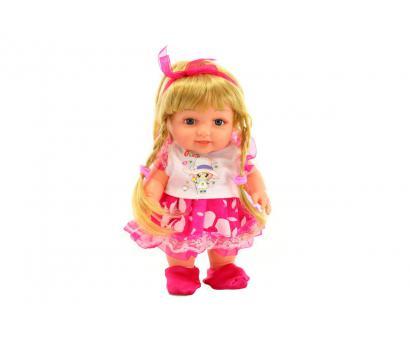 Bábika blond v sáčku 24cm