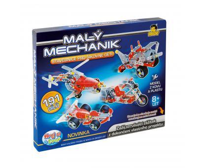 Malý mechanik - 4 druhy 30 cm