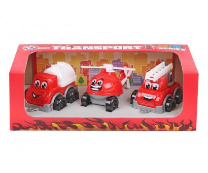 Transport mini záchranári 3ks