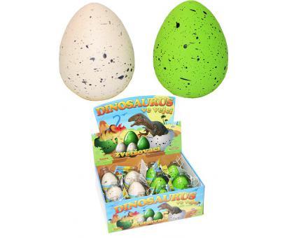 Dino rastúci vo vajci 12ks v dbx