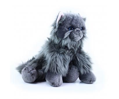 Plyšová mačka britská sediaca 30 cm