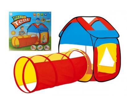 Detský domček s tunelom