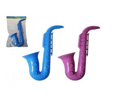 Saxofón v sáčku 17x30cm