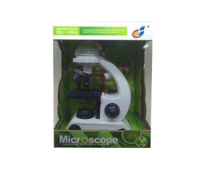 Detský mikroskop 20x27cm