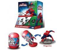 Prekvapenie v kapsuli Spiderman
