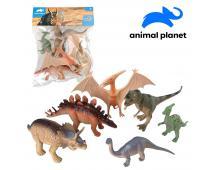Zvieratká dinosauri 6ks