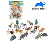 Zvieratká safari 16ks