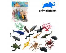 Zvieratká morské 16ks