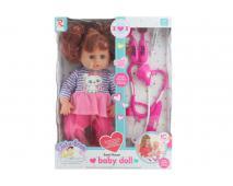 Bábika s doktorkou 31cm