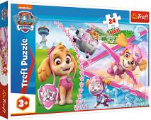 Puzzle 24 Maxi Paw Patrol