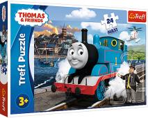 Puzzle 24 Maxi Vláčik Tomáš