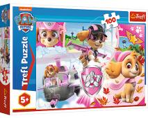 Puzzle 100 Paw Patrol - Skye
