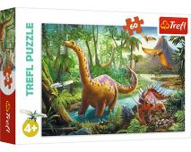 Puzzle 60 Dinosauri