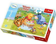 Puzzle 30 Medvedík Pú