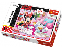 Puzzle 30 Disney Minnie
