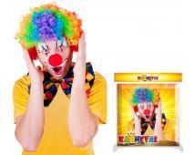 Parochňa klaun farebná