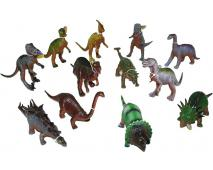 Dinosaurus 21cm 12ks v dbx