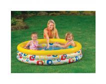 Bazén Jungle 147x33cm