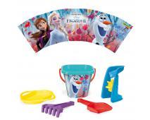 Set na piesok 5ks - Frozen