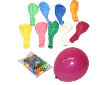 Balón guľa G-90 MIX, 100ks v sáčku