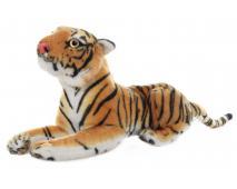 Plyš tiger hnedý 29cm