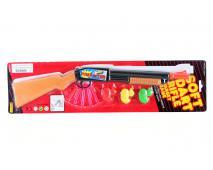 Puška na prísavky kačičky 55cm
