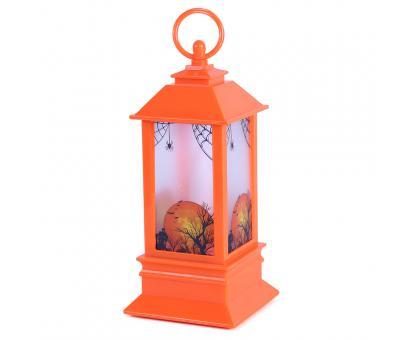Lampa na Halloween so svetlom