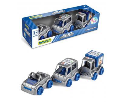 Kid Cars - Polícia